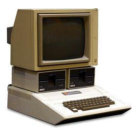 Retour sur le apple ii un pc avant l 39 poque for Combien coute un nettoyage d ordinateur